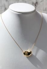 Vintage 18krt geelgouden collier Tiffany&Co.