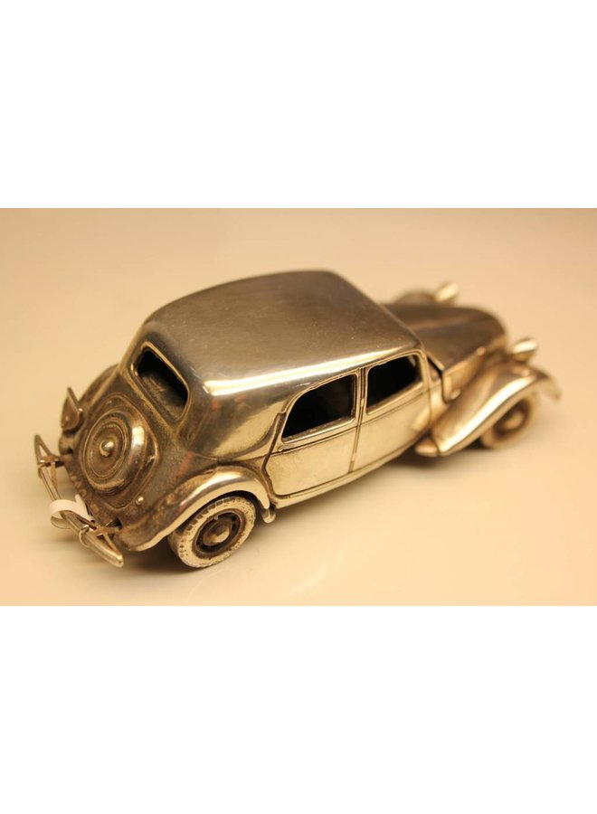 Zilveren Avant Traction miniatuur C.A. Stout 1979