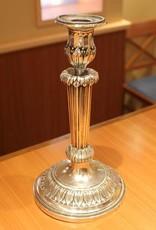 Silver antique candlestick Jean Babtiste Verberckt Antwerp 1774-1838
