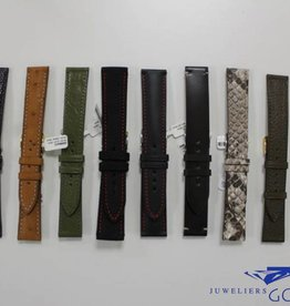 Custom watch band price indication
