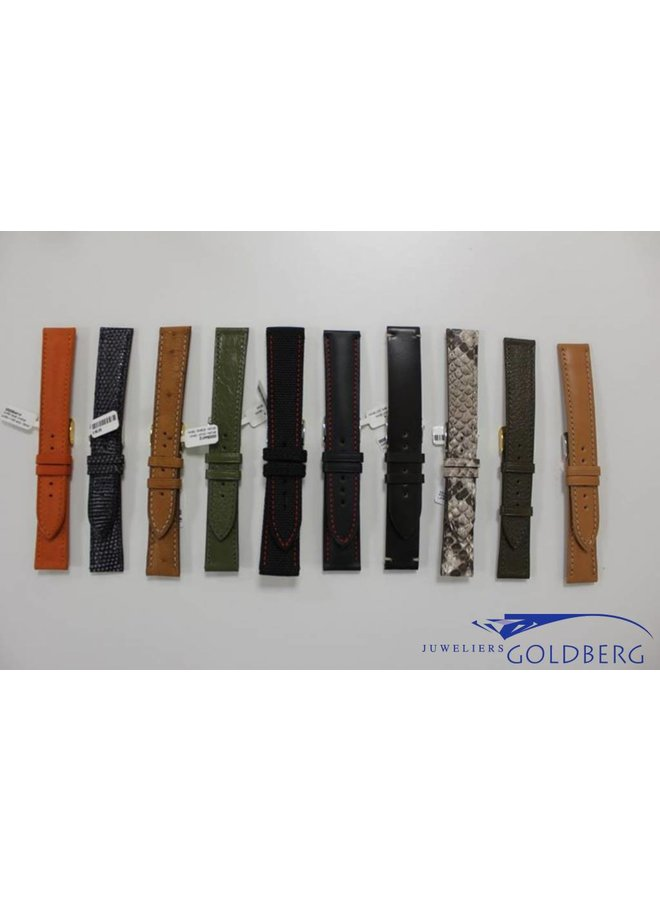 Prijsopgave Custom horlogeband