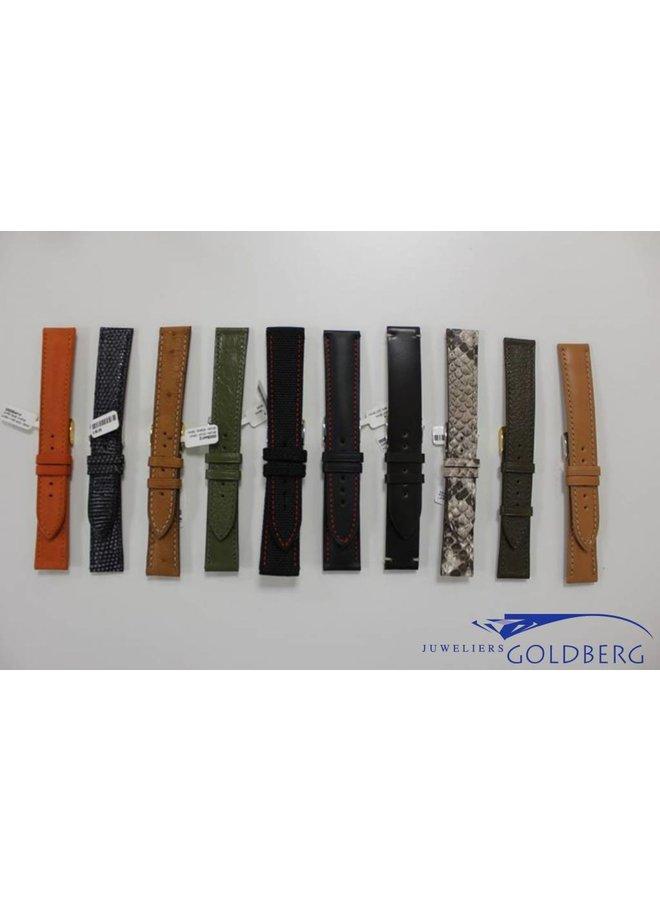 Prijsopgave  horlogeband op maat