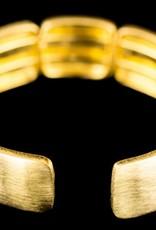 Sanjoya lovely gold plated silver bracelet by Sanjoya