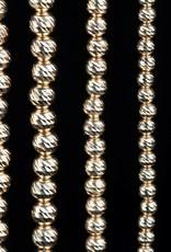 Sanjoya Italiaans armbandje rosé zilver, Sanjoya