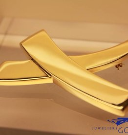 Vintage Paloma Picasso 18k gouden broche