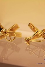 Vintage Paloma Picasso oorbellen 18k goud