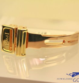 Piaget gold folding clasp