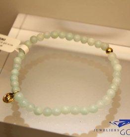 MAS Jewelz MAS armbandje amazoniet goud model 1 M