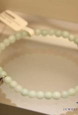 MAS Jewelz MAS bracelet amazonite silver model 1 M
