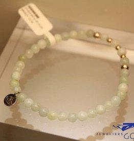 MAS Jewelz MAS armbandje amazoniet zilver model 2 M
