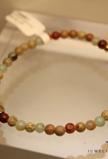 MAS Jewelz MAS bracelet serpentine gold model 1 M