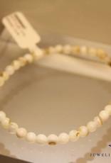 MAS Jewelz MAS armbandje mother of pearl goud model 1 M