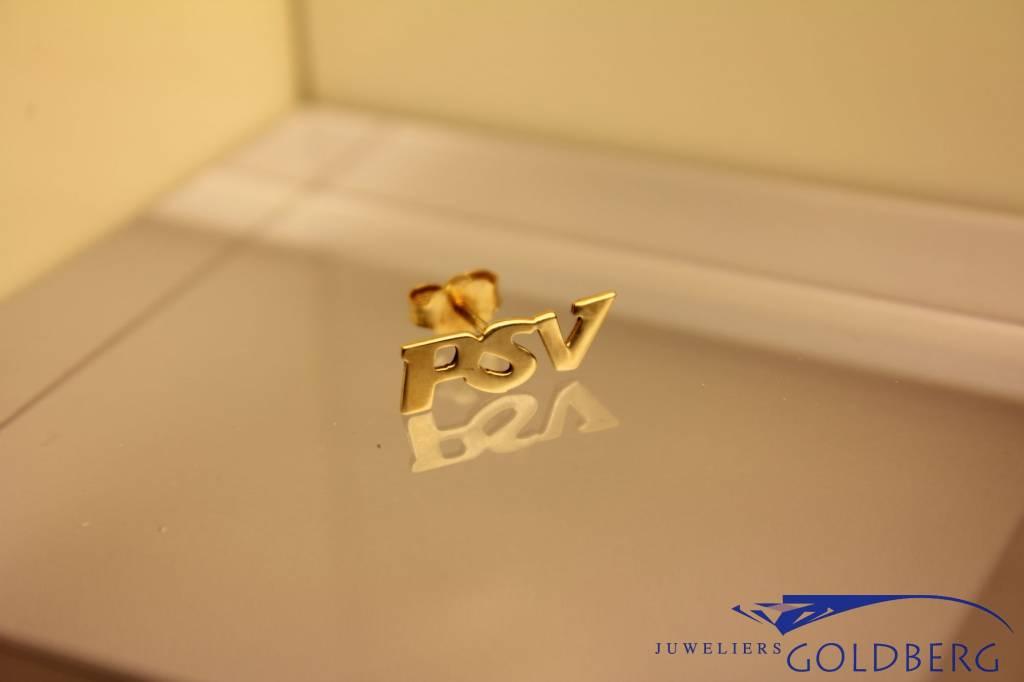 Gouden PSV oorsteker