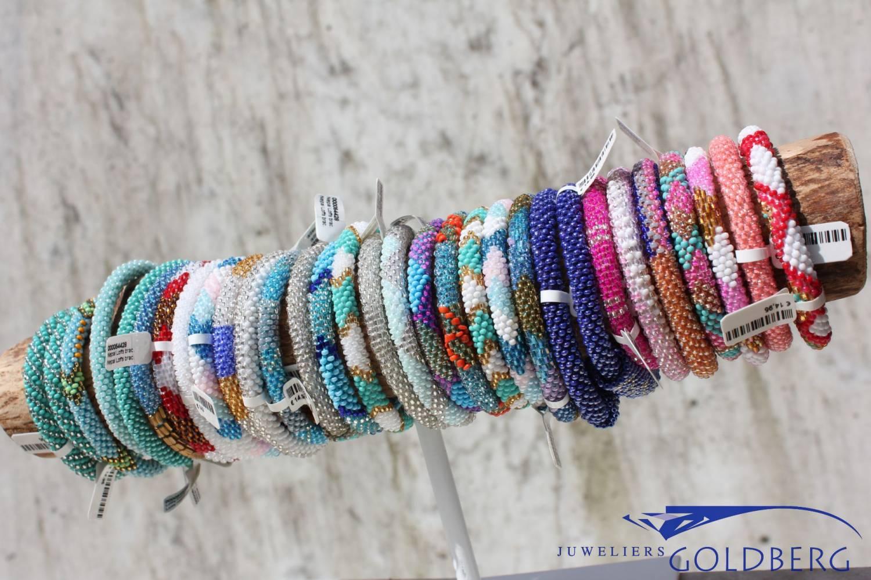 Nieuw Loffs armbandjes in zomerkleuren