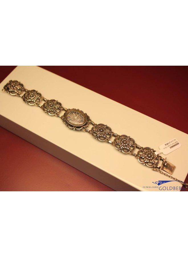 "Vintage silver ladies watch ""Rival"""