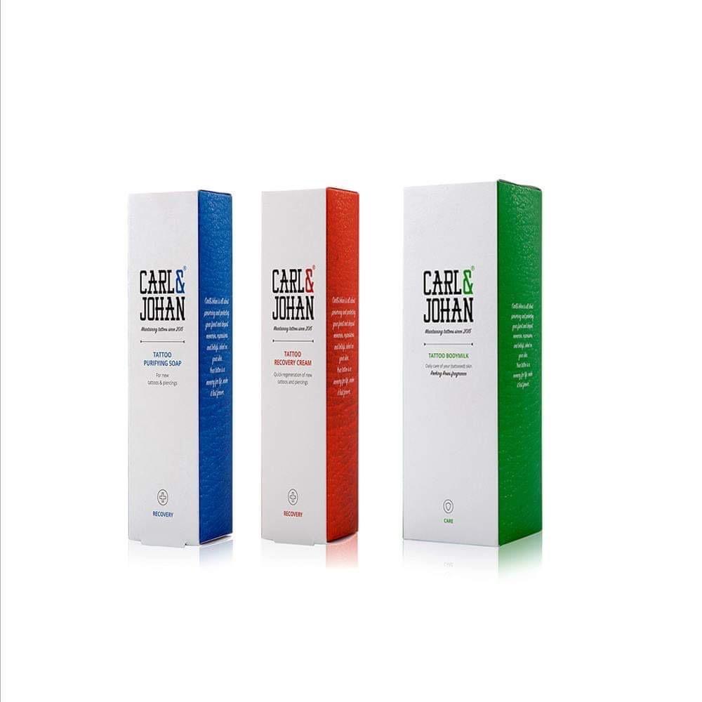 Starters Pack: Regenerating Cream (35ML) + Purifying Soap  (35ML) + Bodymilk Rocking Roses (100ML)