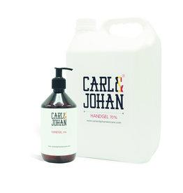 C&J Gel pour les mains - Anti-bactériel 70% alcool