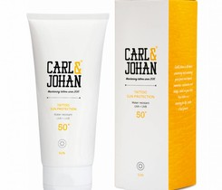 Protection solaire SPF50 +