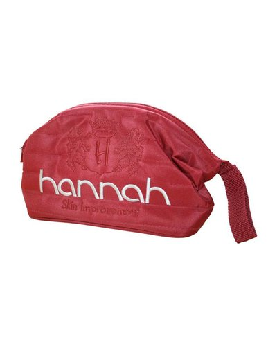 hannah Toiletry Bag (Red)