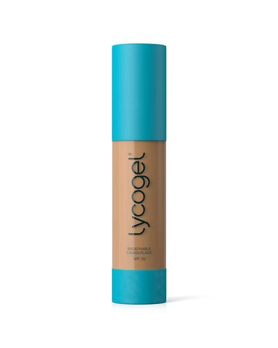 Lycogel Breathable Camouflage SPF30 20ml Honey