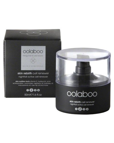 Oolaboo Skin Rebirth Nightfall Active Cell Renewer - Phase 2 50ml