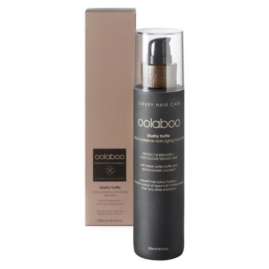 Blushy Truffle Colour Preserve Anti-Aging Hair Bath 250ml