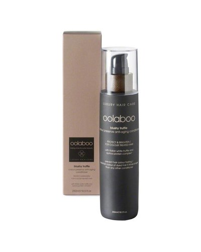 Oolaboo Blushy Truffle Colour Preserve Anti-Aging Conditioner 250ml