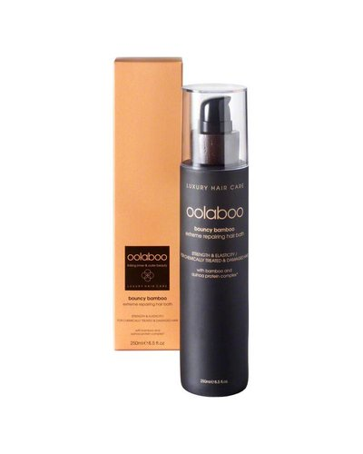 Oolaboo Bouncy Bamboo Extreme Repairing Hair Bath 250ml
