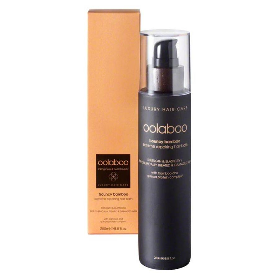 Bouncy Bamboo Extreme Repairing Hair Bath 250ml
