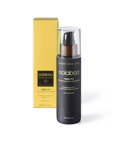 Oolaboo Mighty Rice Thickening Blow Dry Booster 200ml