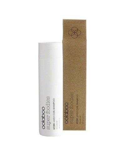 Oolaboo Super Foodies LC 01: Lively Curl Shampoo 250ml