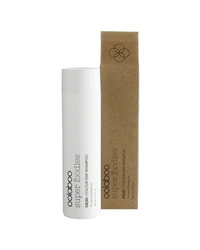 Oolaboo Super Foodies CS|01: Colour Stay Shampoo 250ml