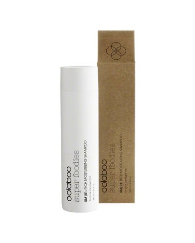 Oolaboo Super Foodies RM|01: Rich Moisturizing Shampoo 250ml