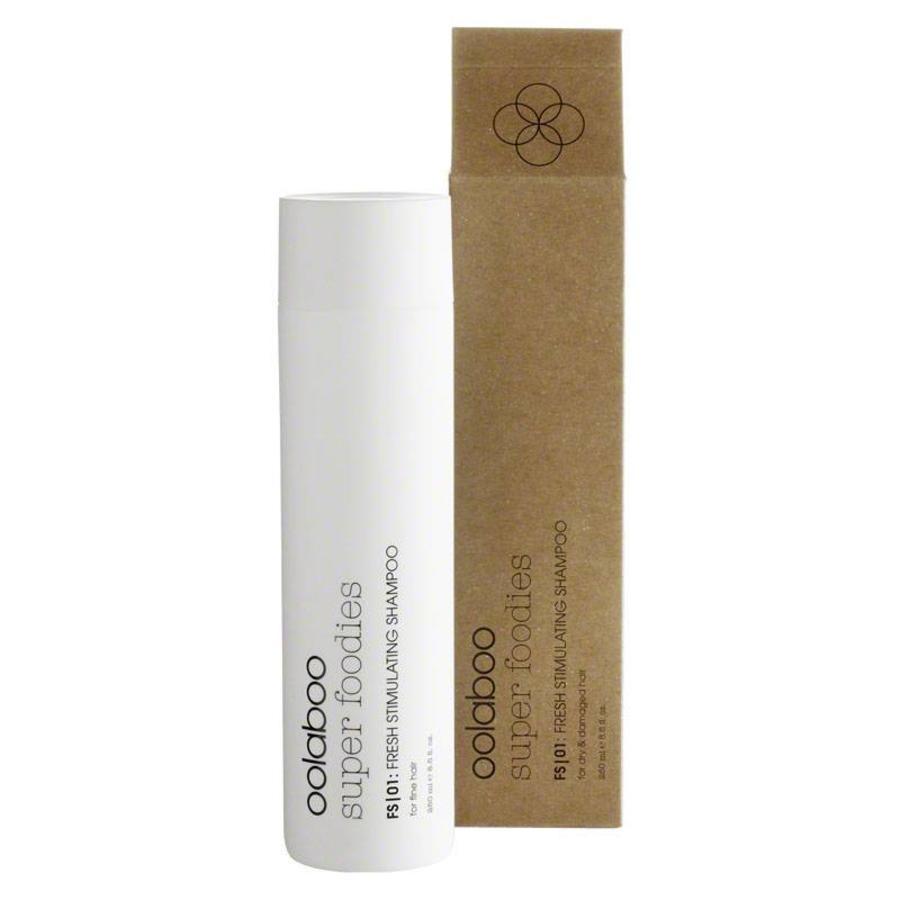 Super Foodies FS|01: Fresh Stimulating Shampoo 250ml
