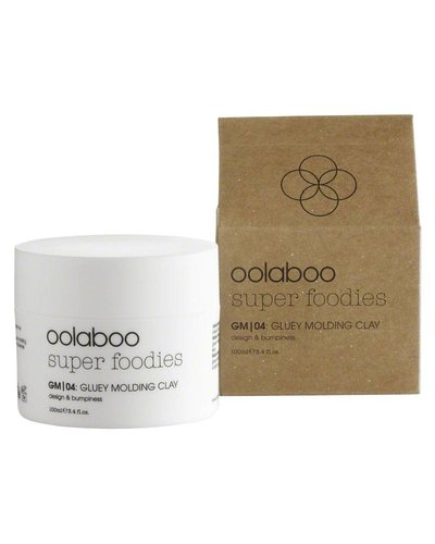 Oolaboo Super Foodies GM|04: Gluey Molding Clay 100ml