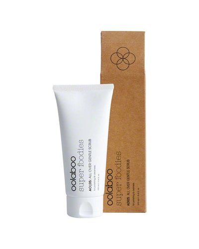 Oolaboo Super Foodies AO|05: All Over Gentle Scrub 100ml