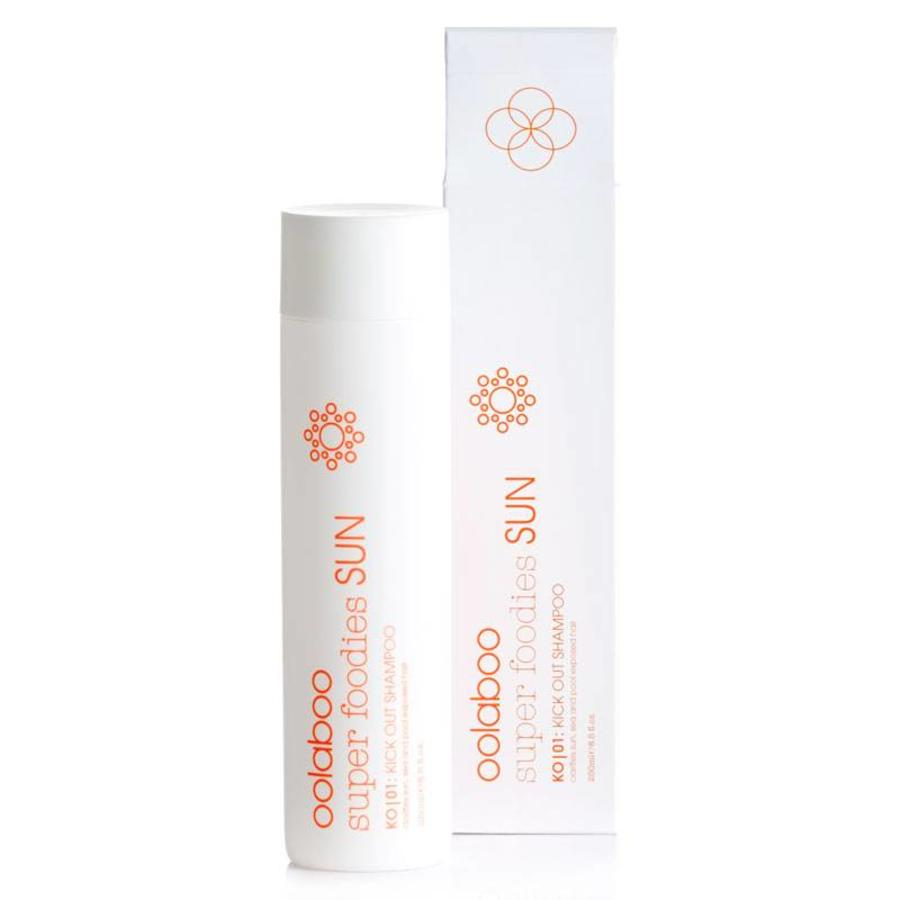 Super Foodies Sun KO|01: Kick Out Shampoo 250ml