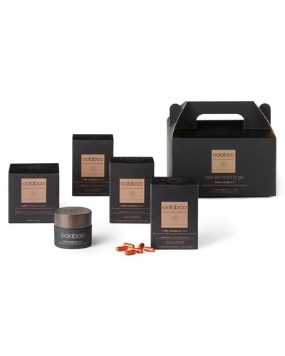 Oolaboo Truffle 40+  Indulgence Inner & Outer Beauty Skin Food Box
