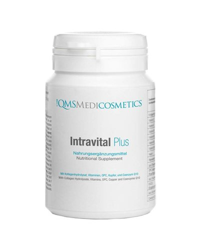QMS Intravital Plus Capsules 60pc