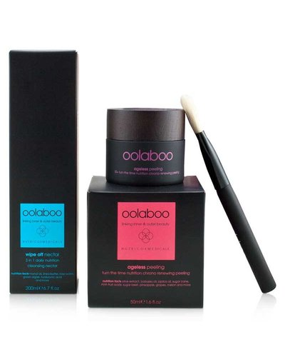 Oolaboo Cleansing Set de Luxe