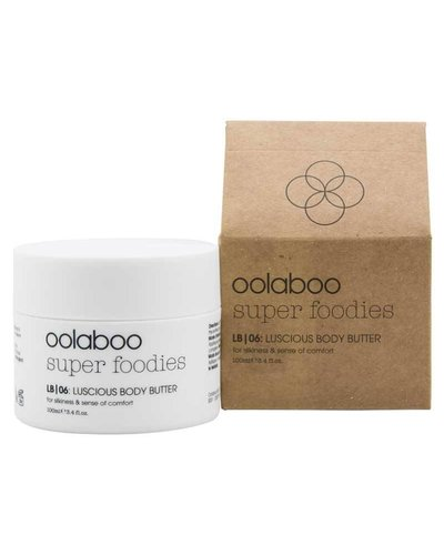 Oolaboo Super Foodies LB|06 Luscious Body Butter 100ml