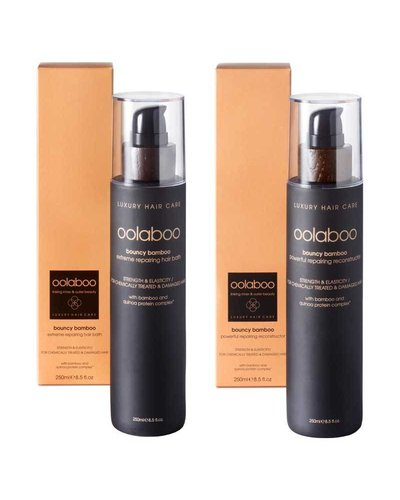 Oolaboo Bouncy Bamboo Extreme Reconstruction Duo