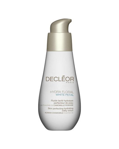 Decléor Hydra Floral White Petal Fluide Lacté Hydratant Perfecteur de Peau 50ml