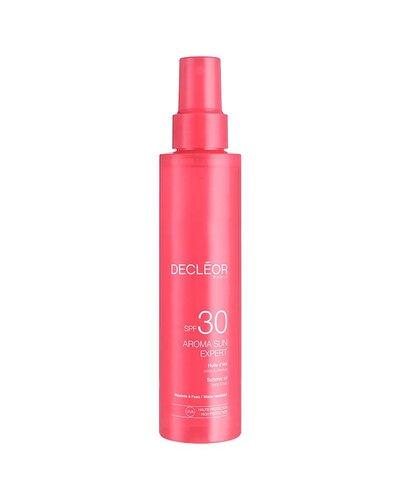 Decléor Aroma Sun Expert Huile d'été Corps & Cheveux SPF30 150ml