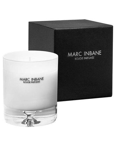 Marc Inbane Bougie Parfumée Candle Tabac Cuir 200gr White