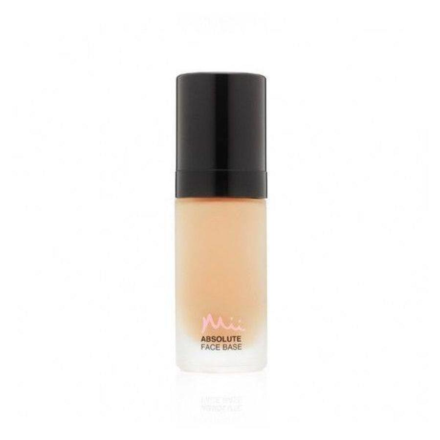 Absolute Face Base Utterly 30ml 02 Peachy