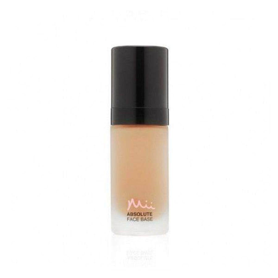Absolute Face Base Utterly 30ml 03 Honey