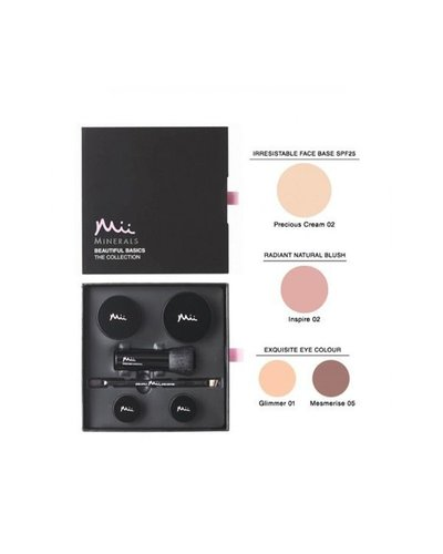 Mii Minerals Beautiful Basics 03 Precious Peach