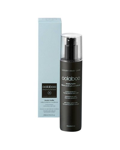Oolaboo Blushy Truffle Brilliant Platinum Conditioner 250ml