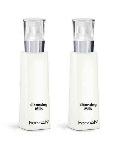 hannah Cleansing Milk Duo